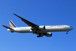 kenzy201さんが、成田国際空港で撮影したエールフランス航空 777-328/ERの航空フォト(写真)