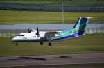 kumagorouさんが、仙台空港で撮影したオリエンタルエアブリッジ DHC-8-201Q Dash 8の航空フォト(写真)