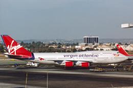 ロサンゼルス国際空港 - Los Angeles International Airport [LAX/KLAX]で撮影されたヴァージン・アトランティック航空 - Virgin Atlantic Airways [VS/VIR]の航空機写真