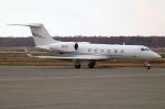 北の熊さんが、新千歳空港で撮影したCanal Air LLC G-IV-X Gulfstream G450の航空フォト(写真)