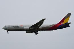 tsubasa0624さんが、成田国際空港で撮影したアシアナ航空 767-38EF/ERの航空フォト(飛行機 写真・画像)