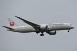 tsubasa0624さんが、成田国際空港で撮影した日本航空 787-9の航空フォト(飛行機 写真・画像)