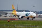 tsubasa0624さんが、成田国際空港で撮影したセブパシフィック航空 A320-214の航空フォト(写真)