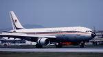 広島西飛行場 - Hiroshima West Airport [HIW/RJBH]で撮影されたチャイナエアライン - China Airlines [CI/CAL]の航空機写真