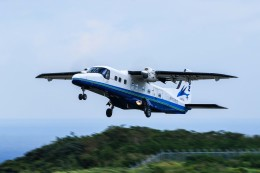 アミーゴさんが、神津島空港で撮影した新中央航空 228-212の航空フォト(飛行機 写真・画像)