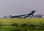 kumagorouさんが、仙台空港で撮影した全日空 727-281/Advの航空フォト(写真)