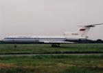 kumagorouさんが、仙台空港で撮影したアエロフロート・ロシア航空 Tu-154/155の航空フォト(写真)