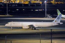 mameshibaさんが、羽田空港で撮影したベルギー空軍 A321-231の航空フォト(飛行機 写真・画像)