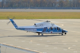 E-75さんが、函館空港で撮影した海上保安庁 S-76Cの航空フォト(飛行機 写真・画像)