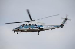 Takashi neon-pa2Nさんが、函館空港で撮影した海上保安庁 S-76Cの航空フォト(飛行機 写真・画像)