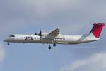 Scotchさんが、伊丹空港で撮影した日本エアコミューター DHC-8-402Q Dash 8の航空フォト(飛行機 写真・画像)