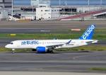 じーく。さんが、羽田空港で撮影したボンバルディア BD-500-1A11 CSeries CS300の航空フォト(飛行機 写真・画像)
