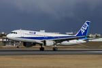 Scotchさんが、伊丹空港で撮影した全日空 A320-211の航空フォト(写真)