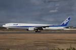 Scotchさんが、伊丹空港で撮影した全日空 777-381の航空フォト(飛行機 写真・画像)
