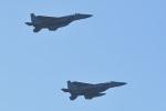tsubasa0624さんが、入間飛行場で撮影した航空自衛隊 F-15J Eagleの航空フォト(飛行機 写真・画像)