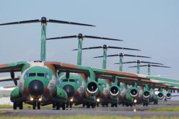 PASSENGERさんが、入間飛行場で撮影した航空自衛隊 C-1の航空フォト(飛行機 写真・画像)