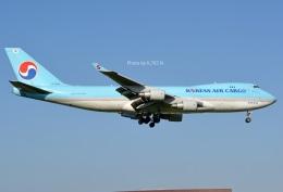 kan787allさんが、成田国際空港で撮影した大韓航空 747-4B5F/SCDの航空フォト(飛行機 写真・画像)