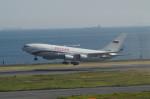 taka2217さんが、羽田空港で撮影したロシア航空 Il-96-300の航空フォト(写真)