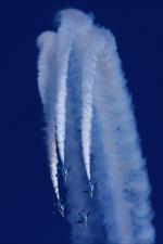 Oyasumiさんが、入間飛行場で撮影した航空自衛隊 T-4の航空フォト(写真)