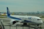 ひめまどんなさんが、シドニー国際空港で撮影した全日空 787-9の航空フォト(写真)