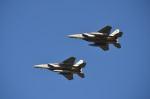 hirokongさんが、入間飛行場で撮影した航空自衛隊 F-15J Eagleの航空フォト(飛行機 写真・画像)
