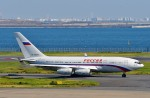 Dojalanaさんが、羽田空港で撮影したロシア航空 Il-96-300の航空フォト(飛行機 写真・画像)