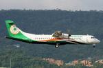 shimonさんが、台北松山空港で撮影したエバー航空 ATR-72-600の航空フォト(写真)