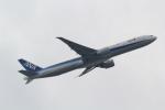 ANA744Foreverさんが、羽田空港で撮影した全日空 777-381/ERの航空フォト(写真)