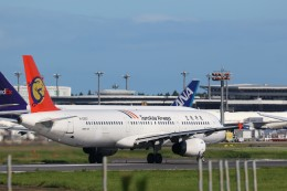 成田国際空港 - Narita International Airport [NRT/RJAA]で撮影されたトランスアジア航空 - TransAsia Airways [GE/TNA]の航空機写真