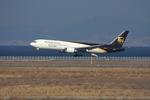 T.Sazenさんが、関西国際空港で撮影したUPS航空 767-34AF/ERの航空フォト(写真)
