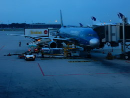 エアキヨさんが、クアラルンプール国際空港で撮影したベトナム航空 A321-231の航空フォト(飛行機 写真・画像)