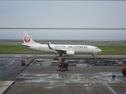 ころちゃんさんが、大分空港で撮影したJALエクスプレス 737-846の航空フォト(飛行機 写真・画像)