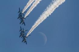 しゅあさんが、奈良基地で撮影した航空自衛隊 T-4の航空フォト(写真)