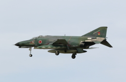 yuu-kiさんが、小松空港で撮影した航空自衛隊 RF-4EJ Phantom IIの航空フォト(飛行機 写真・画像)