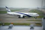 T.Sazenさんが、関西国際空港で撮影したエル・アル航空 767-352/ERの航空フォト(写真)