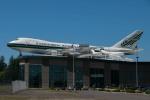 Narita spotterさんが、マックミンヴィル市営空港で撮影したエバーグリーン航空 747-132(SF)の航空フォト(飛行機 写真・画像)