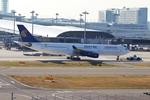 T.Sazenさんが、関西国際空港で撮影したエジプト航空 A340-212の航空フォト(飛行機 写真・画像)