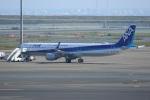 VIPERさんが、羽田空港で撮影した全日空 A321-211の航空フォト(写真)