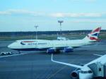 TUILANYAKSUさんが、ドモジェドヴォ空港で撮影したブリティッシュ・エアウェイズ 747-436の航空フォト(写真)