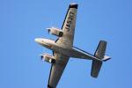 サボリーマンさんが、高松空港で撮影した岡山航空 58 Baronの航空フォト(飛行機 写真・画像)