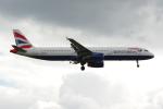 PASSENGERさんが、ロンドン・ヒースロー空港で撮影したブリティッシュ・エアウェイズ A321-231の航空フォト(写真)