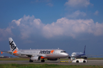 サボリーマンさんが、松山空港で撮影したジェットスター・ジャパン A320-232の航空フォト(飛行機 写真・画像)