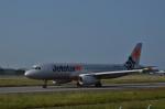 ひめまどんなさんが、松山空港で撮影したジェットスター・ジャパン A320-232の航空フォト(飛行機 写真・画像)