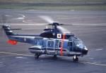 kumagorouさんが、仙台空港で撮影した千葉県警察 AS332L1 Super Pumaの航空フォト(飛行機 写真・画像)