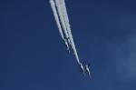 flat_176さんが、奈良基地で撮影した航空自衛隊 T-4の航空フォト(写真)