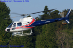 Chofu Spotter Ariaさんが、ホンダエアポートで撮影したノエビア AS350B3 Ecureuilの航空フォト(飛行機 写真・画像)