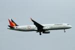 coconaruさんが、成田国際空港で撮影したフィリピン航空 A321-231の航空フォト(写真)