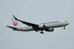 coconaruさんが、成田国際空港で撮影した日本航空 767-346/ERの航空フォト(写真)
