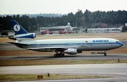 sakuraさんが、成田国際空港で撮影したサベナ・ベルギー航空 DC-10-30の航空フォト(写真)