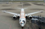 さくらの城南山。さんが、羽田空港で撮影した全日空 777-381/ERの航空フォト(写真)